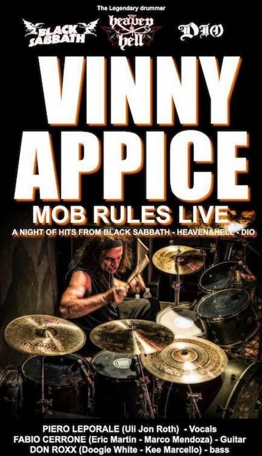 71013d97c7d81 Vinny Appice | World Stars Music